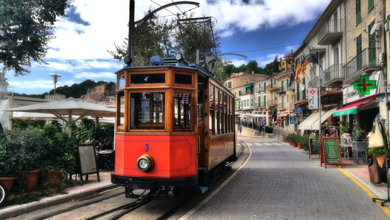 Konferensera Mallorca- Mallorca Tram