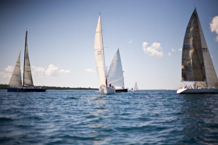 Conference Sailing- Sailboat